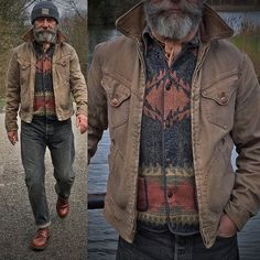 "quarters bourbon & a hardboiled egg is part of Mens outfits - julienlanda ""r doublerl rralphlauren poloralphlauren redwingshoes "" Old Man Fashion, Look Fashion, Mens Fashion, Gentleman Mode, Gentleman Style, Rugged Style, Sharp Dressed Man, Well Dressed Men, Mode Tartan"