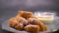 Habkönnyű túrónudli   egy.hu Tapenade, Quiche, Cake Recipes, Cereal, Protein, Pizza, Breakfast, Food, Table