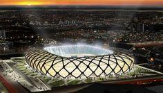 Estádio Arena, Manaus, Amazonas - Brasil