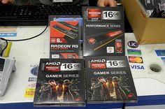 AMD Radeon R9 Gamer Series Rams are on sale