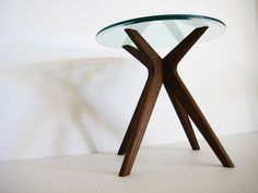 Side table from etsy