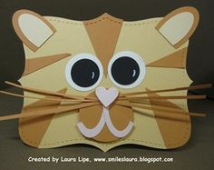 Smiles, Laura: Top Note Dogs and Cats  Stampin' Up!