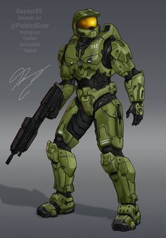 My study of Halo Infinite's new MJOLNIR for Master Chief! A real nice amalgamation of several iterations of Mark VI/IV armors over the years. Halo Master Chief Helmet, Master Chief Armor, Master Chief Costume, Master Chief And Cortana, Anime Expo, The Legend Of Zelda, Michelle Rodriguez, Daft Punk, Star Lord