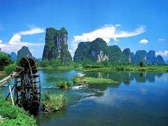 Guilin and Liajang River - China