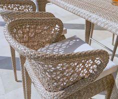 Outdoor dinning & seating. Patio furniture - Comedor para exterior, modelo moderno