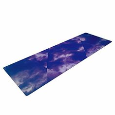 KESS InHouse Matt Eklund Spectral Exercise Yoga Mat ** You can find out more details at the link of the image.