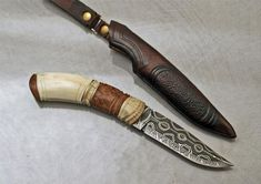 Work from 2005 | André Andersson Custom Knives
