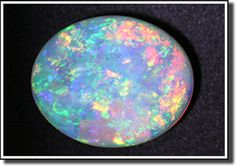 Opal possesses all the virtues of the gemstones whose colors reside within it.