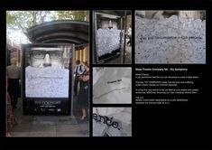 24 Unique Examples of Creative Bus Stop Advertising Guerrilla Marketing Photo