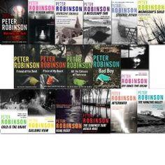 Inspector Banks - Peter Robinson.