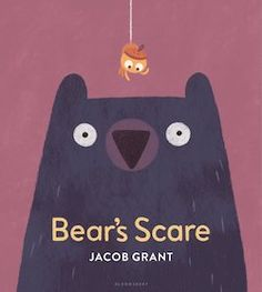 KISS THE BOOK: Bear's Scare by Jacob Grant - ESSENTIAL