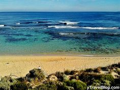 "Beautiful...""Yallingup Beach"" in Western Australia - one of 12 Beaches in Australia for your bucket list. The other 11 are on the blog: http://www.ytravelblog.com/beaches-in-australia/ #travel"