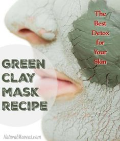 DIY Facials To Try At Home Today - Easy Green Clay Mask Recipe For Detox - Face Masks That You Make Make With Baking Soda To Create Your Own Spas And Spa Treatments At Home. Simple Skin Care Tutorials And Facial Recipes You Can Make By Yourself With Essential Oils That Are Easy and Step By Step. Beauty Tips And Remedies Using Easy Homemade Face Masks For Acne And Oily Skin. Try The Egg Face Mask Or A DIY Peel Off Face Mask For Glowing Skin. These Recipes For Homemade Facial Masks Actually…