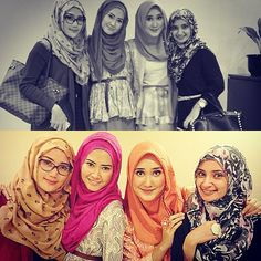 1000 Images About Catchy Fashion Hijab On Pinterest