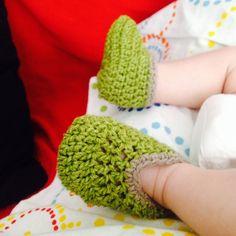 Crochet baby booties by MESH CROCHET Crochet Baby Booties, Mesh, Booty, Babies, Fashion, Moda, Swag, Babys, Fashion Styles