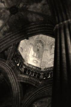 cúpula Catedral II by Elvira Castellví, via 500px