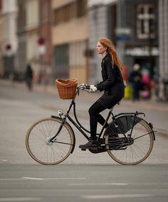 Apparently I'm living in the wrong city.  Copenhagen Bikehaven by Mellbin - 2014 - 0239 by Franz-Michael S. Mellbin, via Flickr