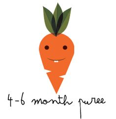 4-6 Month Puree — Baby Food-e | organic baby food recipes to inspire adventurous eating
