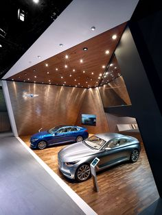 cars luxury car quotes living in car car ride quotes decorating car car. Hyundai Suv, New Hyundai, Bmw Concept, Living In Car, Garage Interior, Showroom Design, Interior Design, Exhibition Stand Design, Garage Design