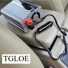 Hochwertige Auto Wechselrichter 300w modifizierten Sinus-Wechselrichter von TGLOE, http://www.amazon.de/dp/B00DK1I8RI/ref=cm_sw_r_pi_dp_TBMXrb087B5NE