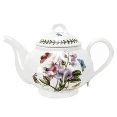 Sweet Pea Teapot