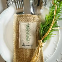Creating a Fall Tablescape with Herbs, Hydrangeas & More