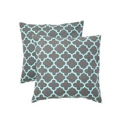 Rizzy Home Print Pillow (Set of 2)