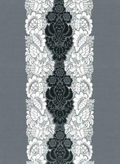 Ananas fabric by Marimekko Marimekko Fabric, Outdoor Coats, Inspirational Wallpapers, End Of Season Sale, Dark Grey, Crochet Necklace, House Design, Prints, Cotton