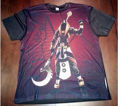 Cool Egyptian Design Sublimated T