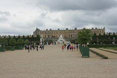 Anja Frieda: Paris: Die Gärten von Versailles