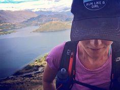 Anna Frost Making the most of NZs strange summer! #runlikeagirl Salomon Running #TrailRunning #SkyRunning