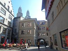 #Zurich #old_city #Switzerland