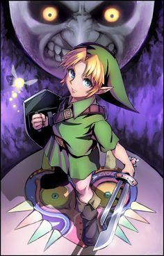 Legend of Zelda Majora's Mask Ben Drowned, The Legend Of Zelda, Gi Joe, Video Game Art, Video Games, Pokemon Show, Nintendo, Games Images, Twilight Princess