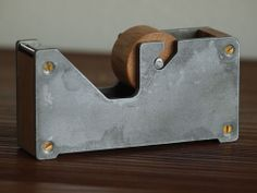 マスキングテープカッター 白 - nijiiro original products & antiques