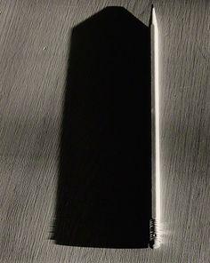 Pencil, 2000, Abelardo Morell, gelatin silver print. The J. Paul Getty Museum, 2011.48.2.