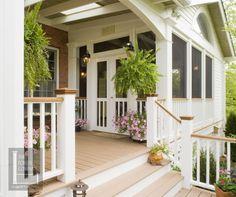 Southern Living Screened Porch Ideas | Found on porchco.com