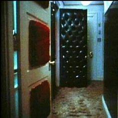 Elvis upstairs Graceland