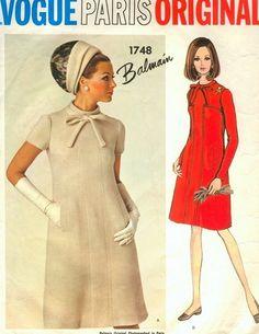 60's mod style, lovely!