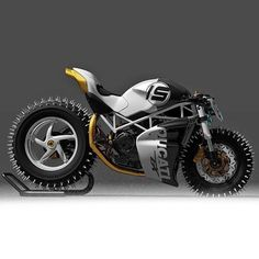 Cook bikes and motorcycles Master Snow and Ice with This Winter-Ready Ducati Monster Ducati Monster, Motos Harley, Bike Sketch, Off Road Bikes, Moto Cafe, Chopper, Cool Motorcycles, Triumph Motorcycles, Snow And Ice