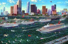 Alexander Chen - Miami Cruising