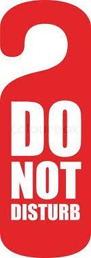please do not disturb sign on door handle template google search sign templates door