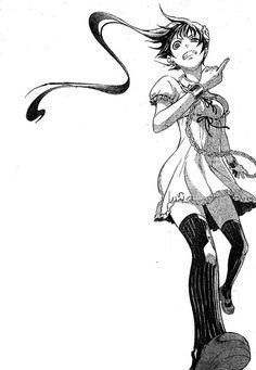 Minatsuki Takami from Deadman Wonderland
