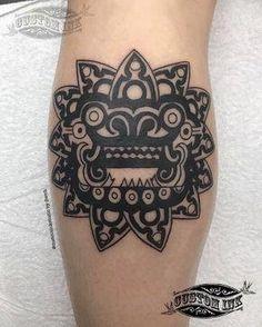 My Most Favorite Geometric Tattoo Tribal Tattoos, Mayan Tattoos, Aztec Tattoo Designs, Body Art Tattoos, New Tattoos, Small Tattoos, Sleeve Tattoos, Cool Tattoos, Tatoos