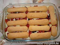 Érdekel a receptje? Kattints a képre! Küldte: Gáspár Zsóka Hot Dog Buns, Hot Dogs, Bread, Ethnic Recipes, Food, Brot, Essen, Baking, Meals