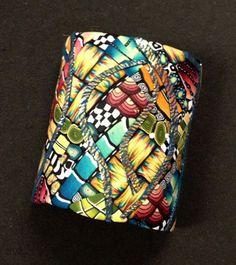 Kim Fields - Very cool bead
