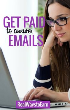 Can you really get paid to work at home, answering emails for other people? You can. This post explains what is realistic for this line of work.