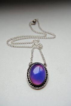 Hey, I found this really awesome Etsy listing at https://www.etsy.com/listing/210726897/mood-necklace-mood-stone-mood-jewelry