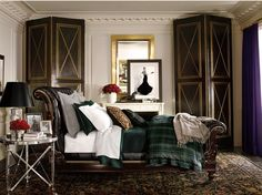 "Ralph Lauren Fall 2013 - ""Apartment no. One"""