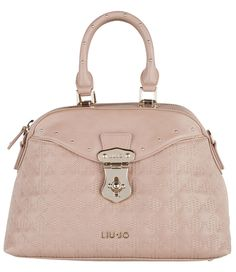 De Bilancia Small Bauletto Bag van Liu Jo maakt elke outfit af! (€184,00)