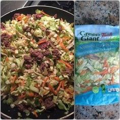 """I promised you guys that I would post my recipe for Whole 30 compliant """"crack slaw"""". I found many recipes online that were VERY close to being Whole 30 compliant, but not quite…and on day 25, I can..."""
